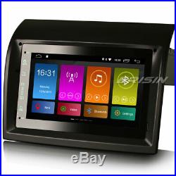 Autoradio 7 GPS WiFi CarPlay DSP USB Android 10.0 for Peugeot Boxer Fiat Ducato